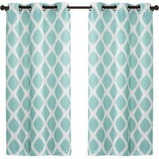 East Drive Curtain Panels Pair (Set of 2)