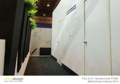 """Stand realizado para la multinacional americana de rent a car """"ENTERPRISE-ATESA"""" en la Feria Internacional del Turismo ( #Fitur 2013 ) en el Recinto Ferial de Madrid #IFEMA en Enero 2013 #ExhibitionStands"""