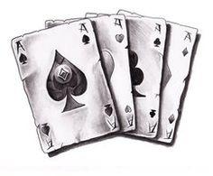 card tattoo designs - card tattoo - card tattoo designs - card tattoos for men - card tattoo small - card tattoo sleeve - card tattoo ideas - card tattoos for men ideas - card tattoo traditional Card Tattoo Designs, Tattoo Designs Men, Tattoo Ideas, Joker Card Tattoo, Tattoo Flash, Tattoo Sketches, Tattoo Drawings, La Familia Tattoo, Arm Tattoos