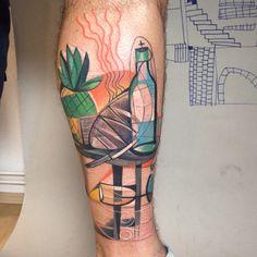 Peter Aurisch Tattoo