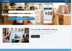 JustFamily   A simple way to collect memories with family