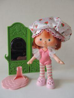 Coleção Moranguinho - Strawberry Shortcake U S A (lv 153) - R$ 99,99 no MercadoLivre