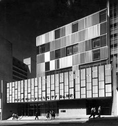 Tomas Jose Sanabria | First National Bank | Caracas Venezuela | 1957-1961