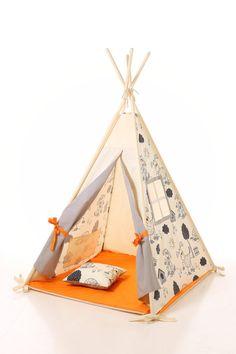 Kids play teepee  Ready to ship, children's teepee, playtent, tipi, wigwam, kids teepee, tent, play teepee, high quality wigwam TIPI ENFANTS