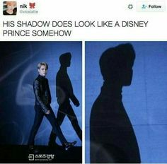 this translates to kai is an actual prince