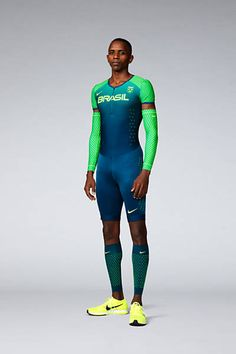 Uniformes do Brasil para Olimpíada são apresentados em evento no Rio de Janeiro - Olimpiada no Rio | Folha