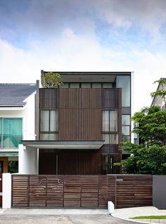 Thiết kế biệt thự xanh đẹp với không gian mở