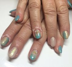 China Glaze colours with Magpiebeauty Glitter