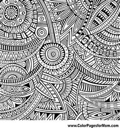 Doodles Coloring Page 85