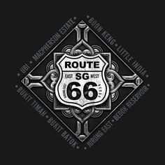 Route 66 Attractions, Rock Painting Designs, Badass Tattoos, Porsche Logo, Painted Rocks, Tattoo Ideas, Patches, Wallpapers, Japan
