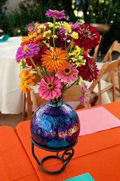 A Bohemian Mexican-American Wedding: Felicia & Ariel