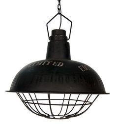 Telma. Catálogo de luminarias industriales colgantes.