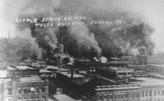 San Francisco Bay View » What happened to Black Wall Street on June 1, 1921?