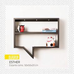 MOLE DESIGN | ESTHER ESTANTE www.somosmole.com