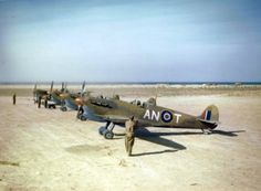 Spitfire VCs 417 Sqn RCAF in Tunisia 1943 - Siege of Malta (World War II) - Wikipedia, the free encyclopedia