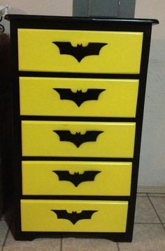 I found 'Batman Furniture' on Wish, check it out!