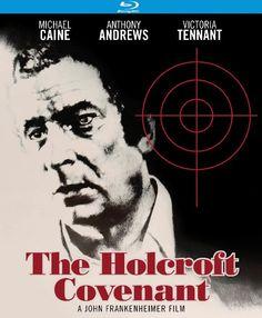 The Holcroft Covenant - Blu-Ray (Kino Classics Region A) Release Date: April 19, 2016 (Amazon U.S.)