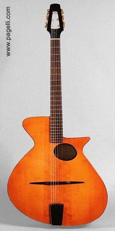 Claudio & Claudia Pagelli - Switzerland - Pagelli Guitars