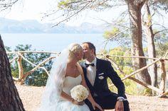 "July 2015,   Norwegian wedding at Alcudia, Majorca  ""Elisabeth & Anders"""