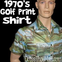 1970's mens vintage from DressThatMan