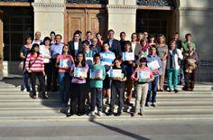 Prieto felicita a los ganadores de la Olimpiada Matemática de Cuenca y les desea mucho éxito en la cita regional | Objetivo Castilla-La Manc...