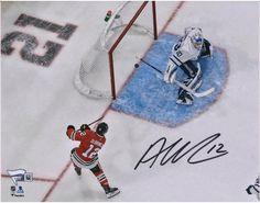 4192cae7ce9 Alex DeBrincat Chicago Blackhawks Autographed 8