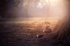 Dad Captures Beautiful Photos Of Son's Childhood After Almost Losing Him