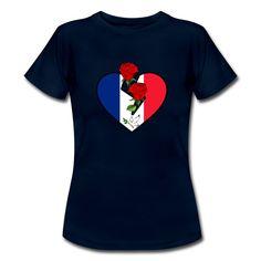 Beendet all den Hass und Terror! Liebe und Frieden für Frankreich - und für die ganze Welt! Schöne Shirts und Geschenke zur Unterstützung. #france #frankreich #unterstützung #liebe #herz #rosen #frieden #friedenstaube #terror #terrrorismus #nizza #paris #stopterror #hoffnung #shirts #kleidung #geschenke