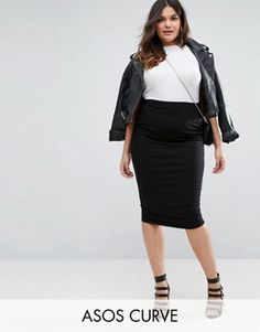 Image result for plus size blogger shirt and skirt
