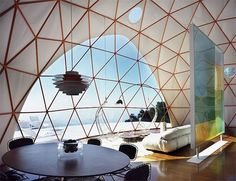 Shawn Hausman's Pacific Dome home