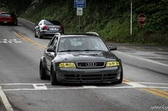 Audi S4 avant wide body very nice; just stance with tint on the lights  http://extreme-modified.com/