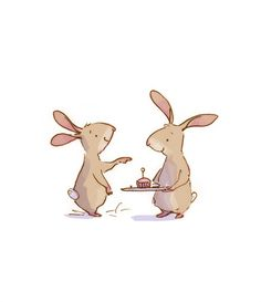 Victoria Ball is a artist, expertized in contemporry and children illustrations Cute Rats, Baby Room Art, Funny Bunnies, Cute Animal Pictures, Watercolor Animals, Kids Prints, Children's Book Illustration, Pretty Art, Cute Drawings