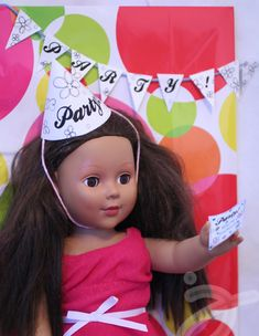 Doll Play Day 69 Anytime Doll Party Printables — Doll Diaries