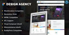 Design Agency - Corporate Business Wordpress Theme Download at: