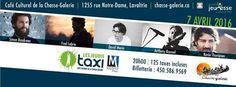 Je partagerai la scène avec de merveilleux artistes ce jeudi au Café Culturel de la Chasse-Galerie à Lavaltrie : ) Venez faire un tour!