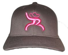 06709f9e1f467 Features pink Roughy man in raised embroidery on front