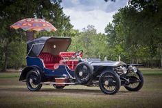 """1911 Rolls-Royce ~ Miks' Pics """"Rolls-Royce"""" board @ http://www.pinterest.com/msmgish/rolls-royce/"""