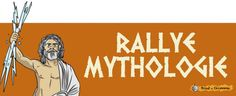 Rallye lecture cycle 3 : Mythologie | Bout de Gomme