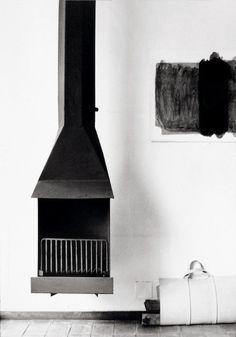 José Antonio Coderch | Capilla Chimney for DAE 1964