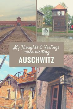 After visiting Asuchwitz I and Auschwitz-Birkenau concentration camps in Poland, It's important to tell the story of those millions of people that lost their lives.