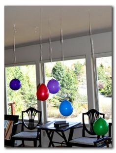 balloons upside down birthday party « Uncategorized « GoodNCrazy