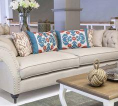 Landhaus Sofa #LavaHot http://ift.tt/2D6jzTN