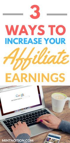 Affiliate marketing. Make money blogging. Work from home. Side hustles. Entrepreneur tips.