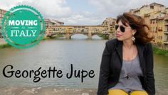 Moving to Italy with Georgette Jupe
