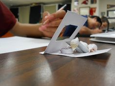 Great idea for students setting up their own still life A.C. New ART DepARTment - Mr. Temple: Value Study: Pasta - Art II