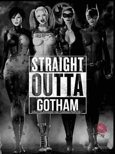 Gotham Sirens - Visit to grab an amazing super hero shirt now on sale!