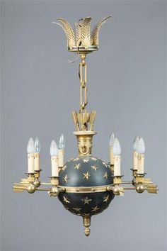 20th Century Antique Furniture Set Of 63 Small Pampilles For Chandeliers Appliques And Various