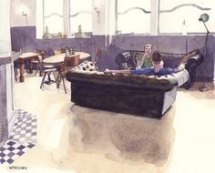 The Fountain Bar, Edinburgh | por Wil Freeborn