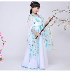 Chinois Danse Folklorique La Noble Tempérament Fuite Robe De La Princesse de La Dynastie Des Tang Vêtements Chinois Costume Antique Hanfu