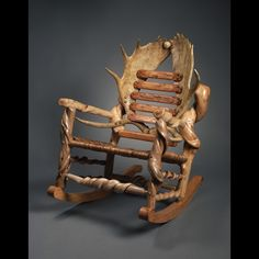 Perfect chair for me- & with Christmas coming....McGie rocking chairs
